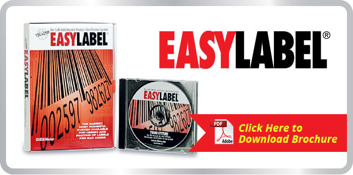 click to download EasyLabel brochure